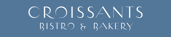 Croissants Bistro and Bakery Logo