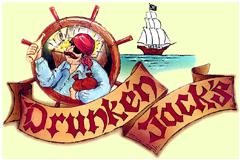 Drunken Jacks Restaurant Logo