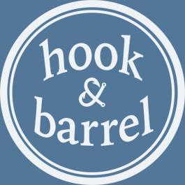 Hook & Barrel Restaurant Logo